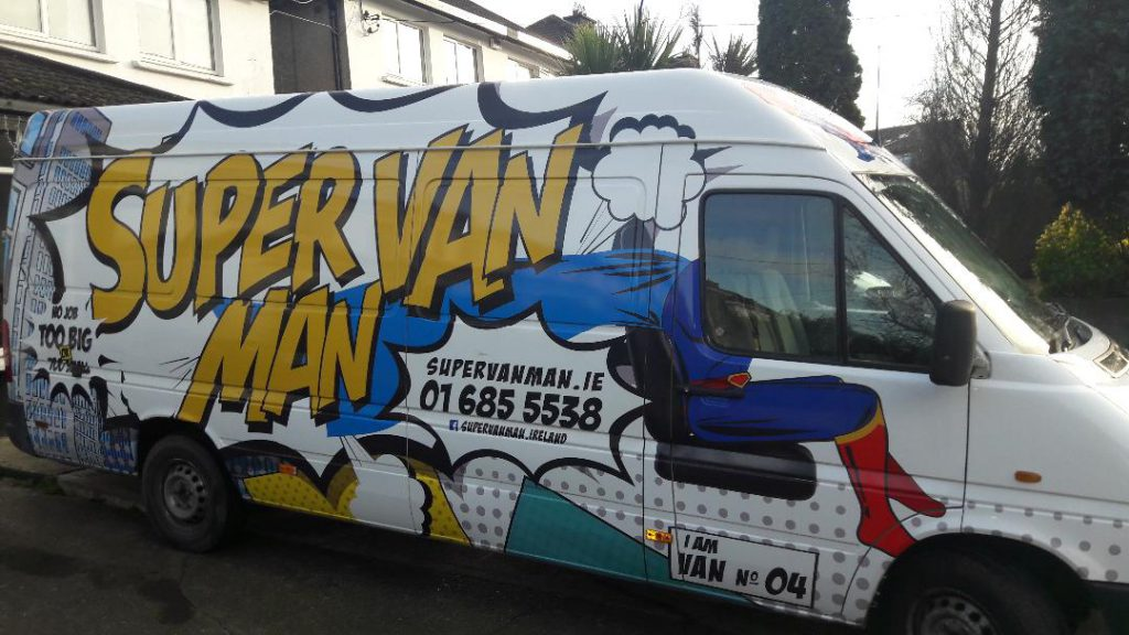 A man with a van story